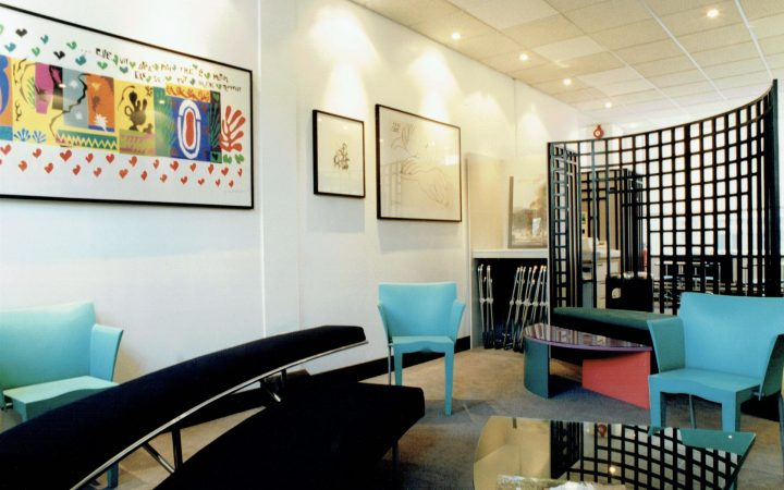 Student Common Rooms For Sotheby's Institute