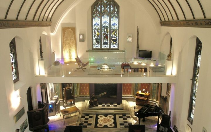 Converted College Chapel In Camberwell, London