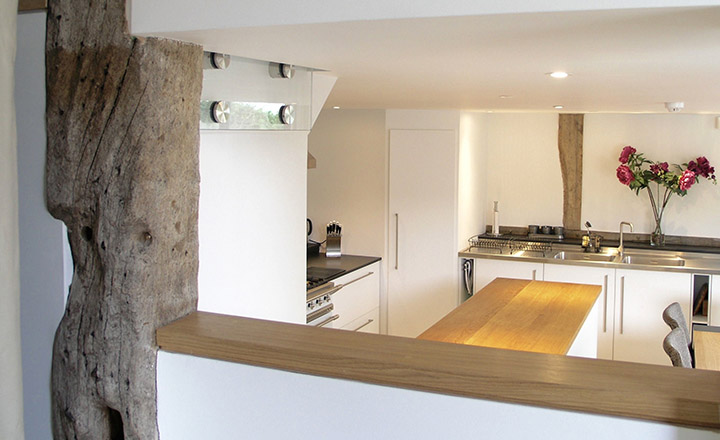 Barn Conversion In Sussex