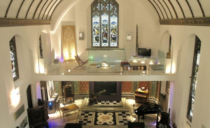 Converted Chapel in Camberwell, London