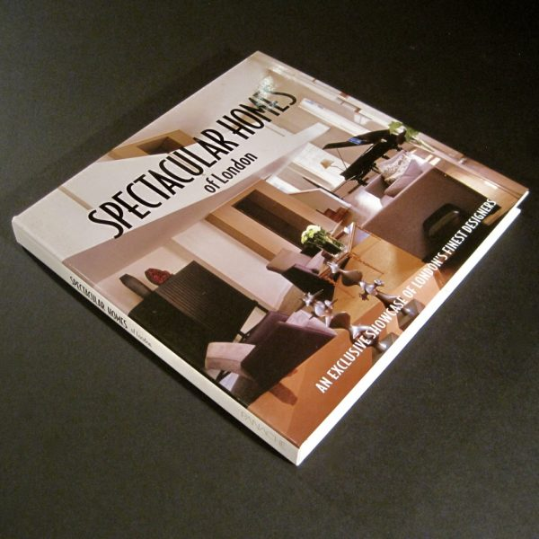 Spectacular Homes of London Book