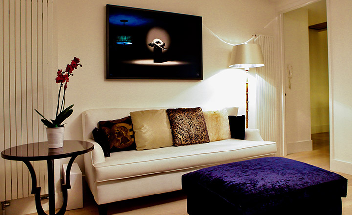 Penthouse Flat In Maida Vale, London